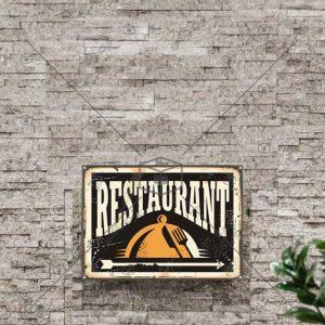تابلوی خاص رستوران