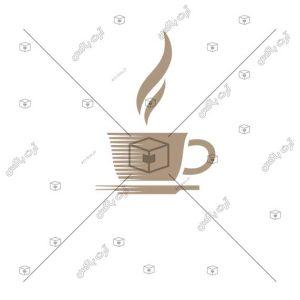 طرح اختصاصی لوگوی کافیشاپ