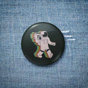 پیکسل فضانوردی(۱)
