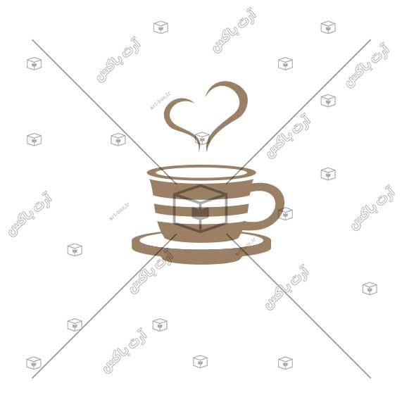 دانلود فایل اختصاصی لوگوی کافیشاپ
