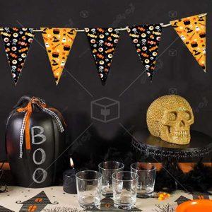 ریسه تزیینی جشن هالووین